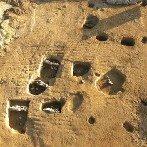 Palagiano (Ta) - Anas - Necropoli Neolitica