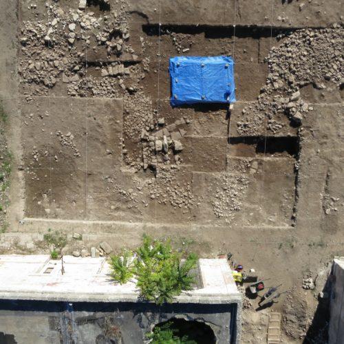 Bari Palese - Proprietà Buquicchio - Insediamento neolitico
