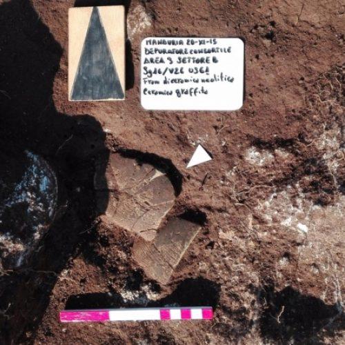 Manduria (Ta) - AQP - Insediamento Neolitico