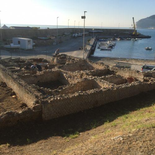 Mattinata (Fg) - Comune - Villa Romana di Agnuli dopo l'intervento